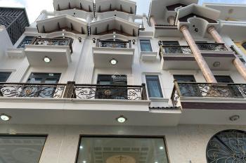 Bán gấp khu nhà lầu đồng bộ rất đẹp đường rộng 7m nở hậu 5m, Giá bán: 6.5 tỷ