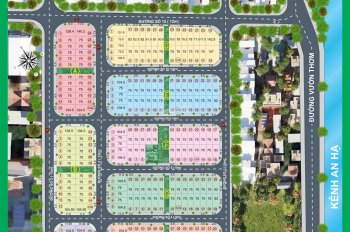 Bán đất Khu dần cư mới Bình Lợi tại xã Bình Lợi, Bình Chánh, HCM chỉ 1.4 tỷ, hãy gọi: 0947.999.157