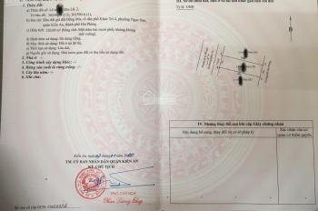 Chính chủ bán lô đất đấu giá Đồng Mía, Khúc Trì, Kiến An