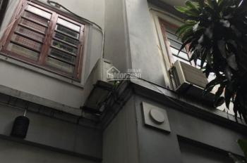 Bán nhà biệt thự 3 tầng ngõ 118 Đào Tấn sân cổng