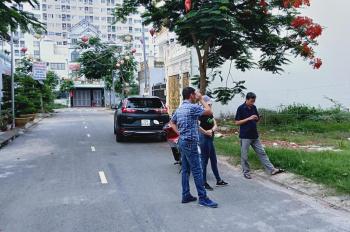 Bán đất mặt tiền KDC Vĩnh Lộc, phường Bình Hưng Hòa B, Bình Tân. Diện tích: 6m x 15m, giá 5.4 tỷ