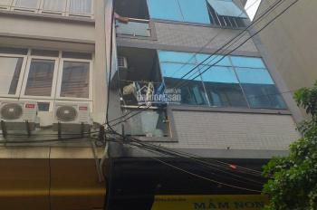 Chính chủ bán nhà mặt phố Kim Mã MT 4m mặt bằng 65m2. Gần Núi Trúc khu kinh doanh sầm uất