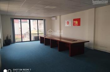 Văn phòng 50m2 tại số 27 ngõ 28 Nguyên Hồng cho thuê giá 7,5tr/th