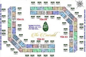 Chính chủ cần bán gấp căn hộ 2PN, 2VS, full nội thất chung cư CT8 Mỹ Đình