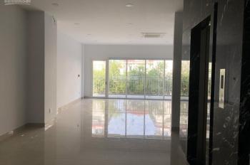 Mặt bằng tầng trệt cho thuê làm showroom, văn phòng khu Sari Town