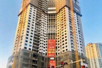 Suất ngoại giao căn góc 3 PN dự án mặt đường Dương Đình Nghệ, full NT cao cấp, view công viên