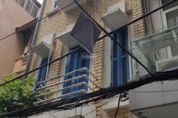 Cho thuê nhà phố Võng Thị - Trích Sài - Tây Hồ