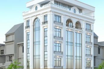 Cho thuê nhà mặt phố 29 Duy Tân, Trần Thái Tông 150m2 x 9 tầng, MT 8m. Thang máy