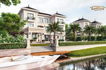 Đất nền biệt thự bên sông, Saigon Garden Riverside Village, không gian sống chất lượng, đẳng cấp