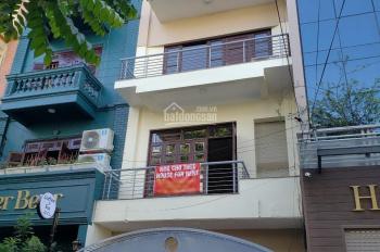 Cho thuê nhà phân lô Trung Kính làm VP, diện tích 85m2, 5 tầng, MT 5m, nhà đẹp đắc địa 0989031677