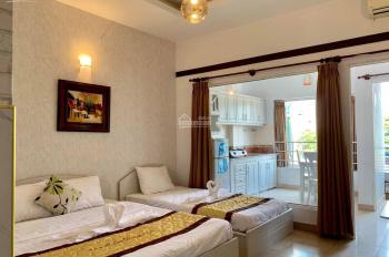 Cho thuê khách sạn Trần Não, Bình An, DT 5x20m, 1 trệt 4 lầu gồm 11P full NT, giá 52tr/th