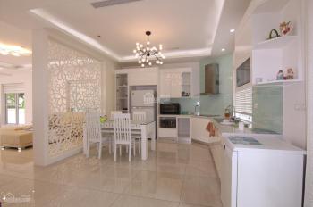 Biệt thự Vinhomes Riverside cho thuê, full nội thất khu Hoa Sữa 50tr/th. LH: 0989.318.368