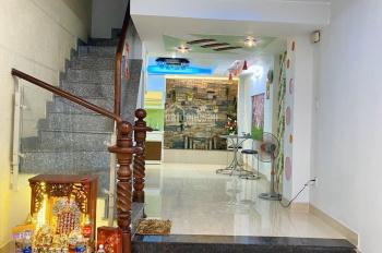 Cho thuê nhà ngay hẻm 927 thông MT Bành Văn Trân Phường 7 quận Tân Bình