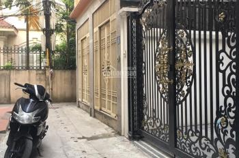 Bán nhà ngõ 73 phố Hoàng Ngân, 60m2 x 5 tầng, có sân cổng riêng biệt, ô tô nhỏ vào, 0968789909