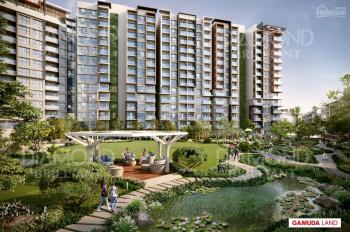 Cần bán gấp căn hộ 2PN + 2WC 97m2, Khu Brilliant, giá tốt nhất thị trường, 4,950 tỷ. 0906.436.636
