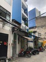 Bán nhà Nguyễn Cư Trinh, P. Nguyễn Cư Trinh Q1 trệt 3 lầu ST hẻm 4m giá 5.7 tỷ TL mạnh
