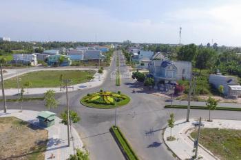 Tôi cần bán nền đất MT đường nhựa 30m ngay trung tâm TP Vĩnh Long 112m2, giá 1,5 tỷ, LH 0938679698