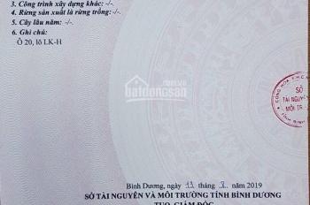 Sản phẩm siêu hot ngay KDC Phú Hồng Thịnh 8 - Thuận An - DT 78m2 - giá 1.4 tỷ - SHR từng nền