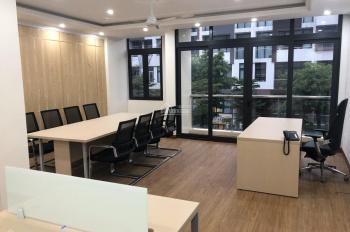 Cho thuê tầng 2 làm văn phòng tại khu đô thị Mon City, 14tr/th, 86m2 sử dụng, 0977696619