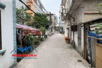 Bán gấp 51,5m2 ngõ ô tô khu Bảo Tàng Vũ Khí, Thượng Thanh, Long Biên. LH 097.141.3456