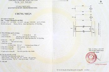Bán nhà ngang 10m mặt tiền Võ Như Hưng - Quận Ngũ Hành Sơn