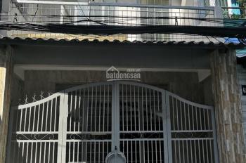 Cho thuê nhà nguyên căn, DT 4x16m, 3PN, hẻm XH đường Hậu Giang, P12, Q6, giá 11,5 triệu/th