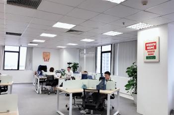 Văn phòng có nội thất đối diện Keangnam