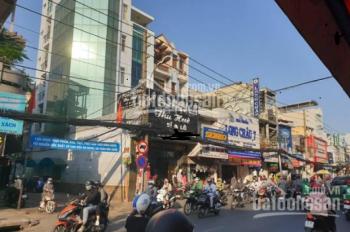 Cho thuê mặt tiền Hồ Xuân Hương, P. 6, Q. 3, 8x16m hầm 6 lầu, giá 240 tr/th