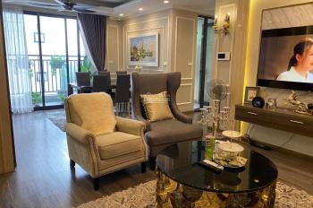 Cho thuê CHCC Hong Kong Tower: 127m2, 3PN, full đồ, giá 19 tr/th. LH 0969508818