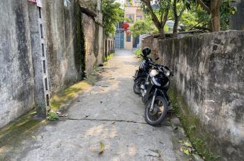 Bán đất tặng nhà cấp 4 tổ dân phố Bình Minh, Trâu Quỳ, Gia Lâm, HN. DT 35m2