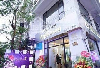 Cho thuê nhà mặt phố Hàn Thuyên, Hai Bà Trưng cực đẹp, DT 50m2, 5 tầng MT 5m, 43tr/th, 0928872222