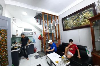 Bán nhà ngõ 76 Vĩnh Hưng, Hoàng Mai, trước nhà 3m, thoáng, DT 20m2 x 4 tầng, 1,35 tỷ