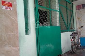 Cho thuê nhà hẻm 4m đường Âu Cơ, phường 10, quận Tân Bình giá: 7 triệu/tháng