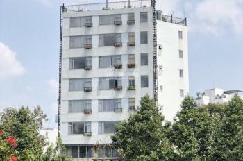 Cho thuê tòa nhà hầm 7L - 19P VIP nhà hàng 10m x15m) MT Trường Sa, Q. Phú Nhuận. Giá 189 tr/ th