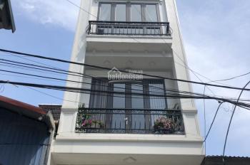 Bán nhà 8A/75 phố Tư Đình, quận Long Biên (đường trước nhà 5m - có gara ô tô)