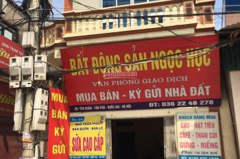 Cần tiền bán gấp đất đấu giá xã Tân Phú, huyện Quốc Oai, thành phố Hà Nội
