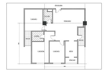 CC bán gấp căn hộ CC 3PN tại 170 La Thành, 146.5m2, full đồ, giá tốt. LH: 0327359875