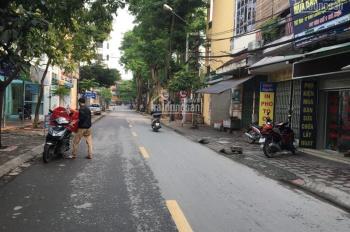 Chủ nhà bán nhanh nhà mặt phố Nguyễn Khang - Cầu Giấy, ô tô tránh, vỉa hè rộng, KD 102M2, 21.6 tỷ