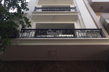 Bán nhà Nguyễn Thị Định, Lê Văn Lương, Hoàng Ngân, Cầu Giấy. 68m2 x 7 tầng xây mới, ngõ ô tô tránh