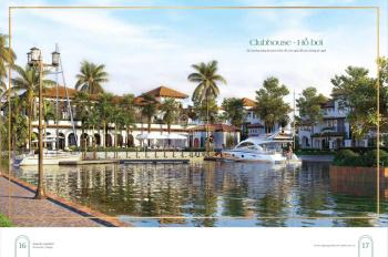 Biệt thự nhà vườn ven sông SG Bến Du Thuyền, CK 40% còn 15 tỷ/lô tại Saigon Garden Riverside Villa