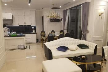 Cho thuê căn hộ D'Capitale Trần Duy Hưng 2PN, full đồ đẹp, view hồ, 13 tr/th. 0522186789
