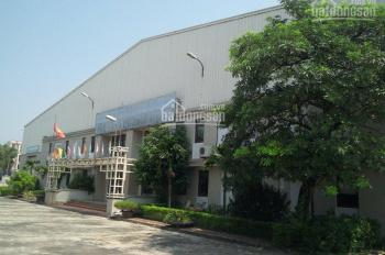 Công ty Viet Star cho thuê kho xưởng tại KCN Thạch Thất Quốc Oai, DT: 1500m, 2000m, 5000m2