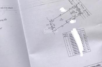 Bán nhà cấp 4 hẻm thông đường Số 2, Tăng Nhơn Phú B, Q9, DTCN 80m2, giá 3.5 tỷ