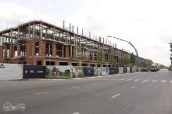 Bán nhà phố 1 trệt 2 lầu giá rẻ hơn nhà ở xã hội chỉ 12,9 triệu/m2