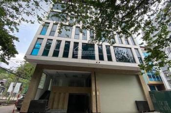 Cho thuê lẻ hoặc toàn bộ tòa nhà tại Khuất Duy Tiến, Thanh Xuân, DT 200m2, 7 tầng lô góc từ 30tr/th
