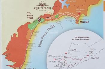 Chủ SG kẹt tiền bán gấp Queen Pearl Mũi Né liền kề Summer Land giá rẻ đầu tư 1,9ty LH: 0937809539