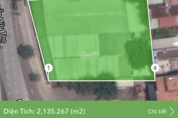 Bán đất mặt tiền 779 Nguyễn Hữu Thọ, DT: 2050m2, giá 82 tỷ