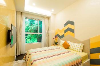 Cho thuê CH The Flemington 90m2, 2 phòng ngủ, 2wc, full nội thất giá: 18tr/tháng, LH: 0931 41 46 48