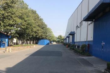 Xưởng bán Vĩnh Tân Tân Uyên, DT: 1ha nhà xưởng 6.300m2. LH: 0937 557 667