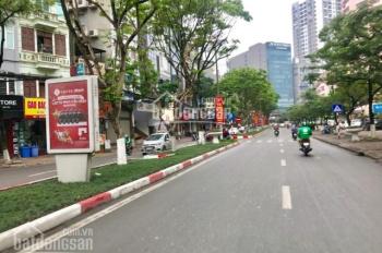 Bán toà nhà MP Trần Đăng Ninh 66m2 x 8T, MT 6.6m thông sàn thang máy vỉa hè. 26,5 tỷ, 0901751599